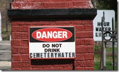 cemeterywater