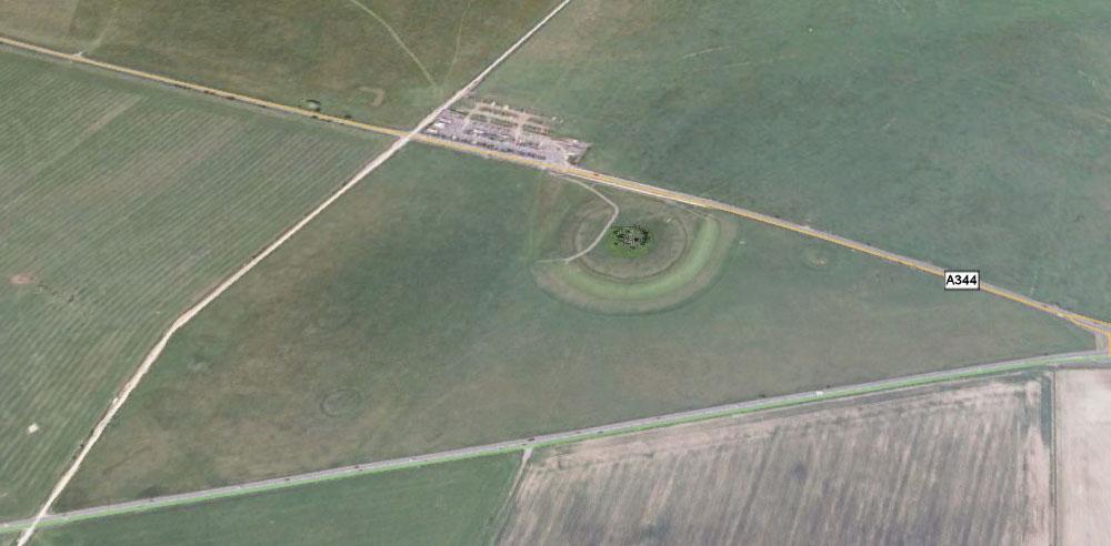 new stonehenge discovered